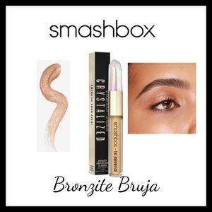 - SMASHBOX Crystalized liquid eyeshadow NEW IN BOX